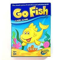 連続体ゲームGo Fishボードゲーム