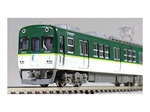 Nゲージ A3969 京阪 2600系 新造車 新塗装 7両セット