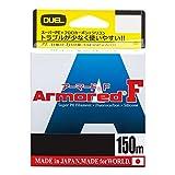 デュエル(DUEL) PEライン アーマード F アジ・メバル 150m 0.4号 オレンジ H4141-O