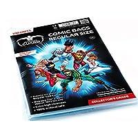 Comic Bags–Regular ( 10パックof 100)