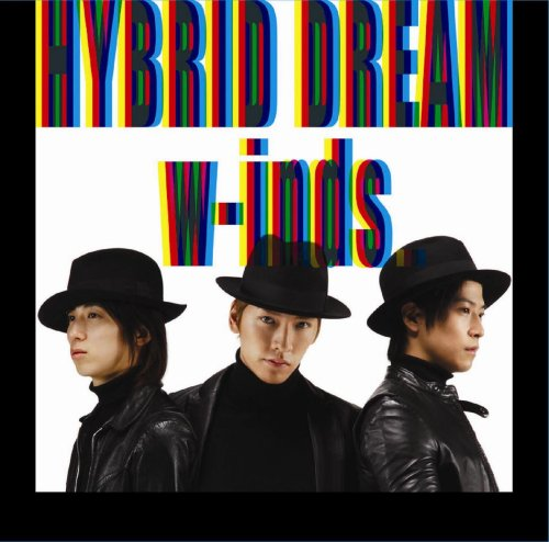 HYBRID DREAM/Rain Is Fallin'(初回盤B)