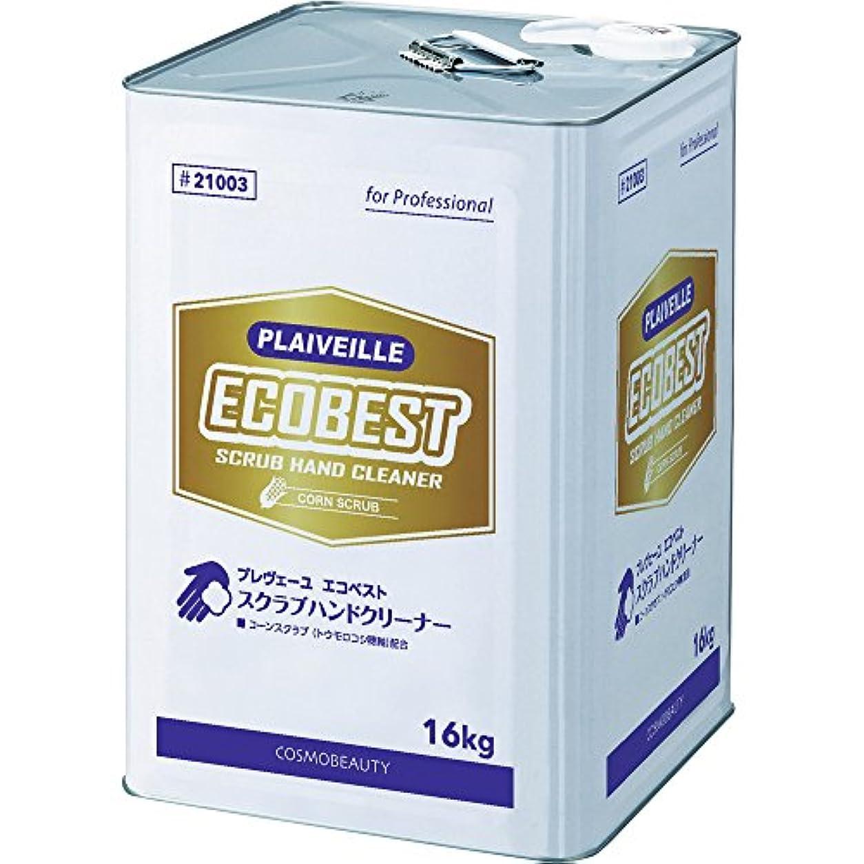 箱一般的な豊かにするモクケン プレヴェーユ エコベスト 21003 ハンドソープ(スクラブ入り)