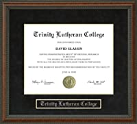 Trinity大学卒業証書Lutheranフレーム wa-tlc-91-burl