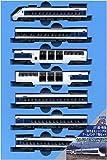 Nゲージ A1072 371系特急「あさぎり」シングルアームパンタ 7両セット / マイクロエース