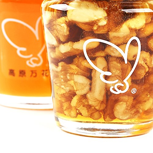 国産蜂蜜とハニーナッツの ギフトセット 【高原万花・くるみのハニーナッツ】 各120g はちみつ 国産 ハチミツ 人気のナッツの はちみつ漬け ギフト