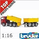 bruder ブルーダー 02756 MAN トラック&トレーラー 1/16