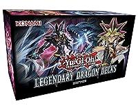 遊戯王Yu-Gi-Oh! Legendary Dragon Decks