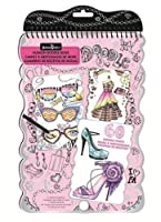 Fashion Angels Doodle Book by Fashion Angels