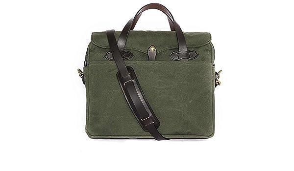 5b1bf600b24de Amazon | (フィルソン) Filson メンズ バッグ ビジネスバッグ Original Briefcase 並行輸入品 | ビジネスバッグ