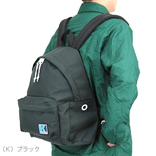 HELLY HANSEN(ヘリーハンセン) Daypack デイパック 25L HY91401 K(ブラック) 25L