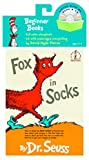 Fox in Socks Book & CD (DR. SEUSS: Beginner Books) 画像
