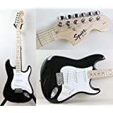 Squier by Fender スクワイア エレキギター Affinity Stratocaster BLK/M