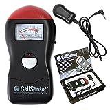 cellsensor (セルセンサー) 電磁波測定器 ガウスメーター 高周波 低周波 マイクロ波 メーター (日本語説明書付き)