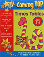 Coming Top - Times Tables, Ages 5-6: Get a Head Start on Classroom Skills - With Stickers!