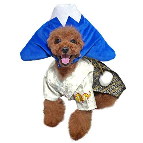 耳 汚れ防止 犬服 iDog 変身かぶりものスヌード 冠雪の富士山 アイドッグ ブルー L かぶりもの 帽子 食事 散歩 犬の服 アイドッグ 国産 ドッグウェア ペットウェア 犬 服 猫服 i dog