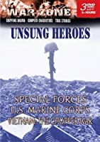 War Zone: Unsong Heroes [DVD] [Import]