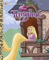 Tangled (Disney Tangled) (Little Golden Book)