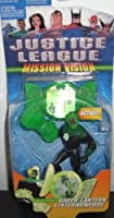 Justice League Mission Vision Green Lantern Figure