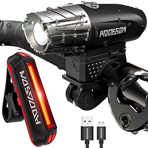 HODGSON USB充電式自転車ライト