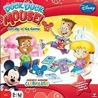 ディズニー ミッキーマウスボードゲーム アヒル アヒルマウス - 読む必要なし。