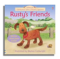 Rusty's Friends (Farmyard Tales Chunky Jigsaws)