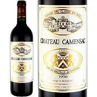 誕生日 生まれ年 プレゼント 1990年 ワイン シャトー・ド・カマンサック 730ml [正規輸入品]
