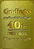 Godiego 40th Anniversary Live DVD BOX