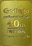 Godiego 40th Anniversary Live DVD BOX[DVD]