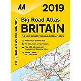 Aa Publishing 2019 Big Road Atlas Britain (Aa Road Atlas Britain)