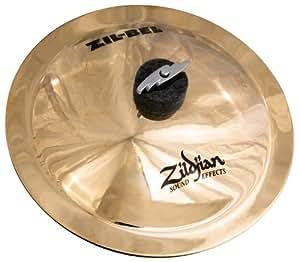 """Zildjian ジルジャン ジルベル 9.5"""" ラージ A20002"""