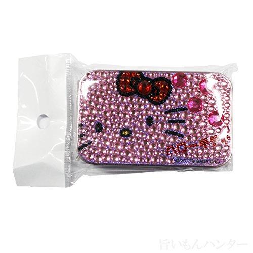 はろうきてぃ ラインストーンガム ピンク 4g×3袋入り×10個 沖縄のお土産 キャラクターパッケージでお子様にもおすすめ!