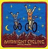 真夜中のサイクリング 画像