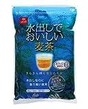 はくばく 水出しでおいしい麦茶 360g (20gX18P)×2個セット (きらきら輝く黄金色麦茶)