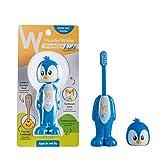 Pearlie White BrushCare Kids Toothbrush, Penguin