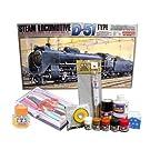 プラモデル製作セット  1/50スケール 蒸気機関車 D51