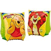 INTEX(インテックス) Disney デラックスアームバンド Winnie the Pooh 23×15cm 56644 [日本正規品]