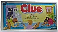 Clue Little Detective The Color-Matching Mystery Board Game by Parker Brothers