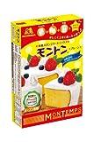 森永製菓 モントン スポンジケーキミックス  173g×3箱