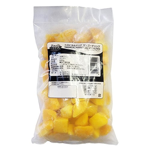 マンゴーチャンク 冷凍 500g(5個分)×10袋(5kg) トロピカルマリア