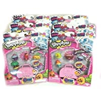 Season 4 SHOPKINS 5 Pack New Petkins ~IN STOCK! by Unknown [並行輸入品]