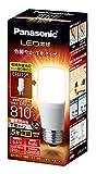 パナソニック LED電球 口金直径26mm 電球60W形相当 電球色相当(6.4W) 一般電球...