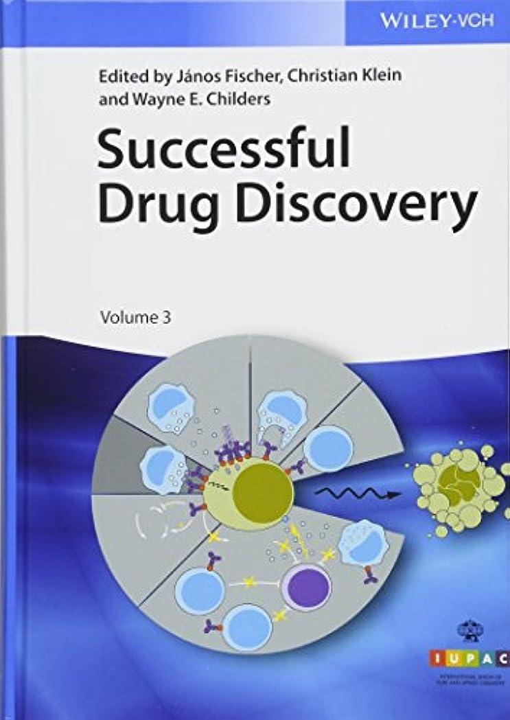 ボトルマナー正確Successful Drug Discovery