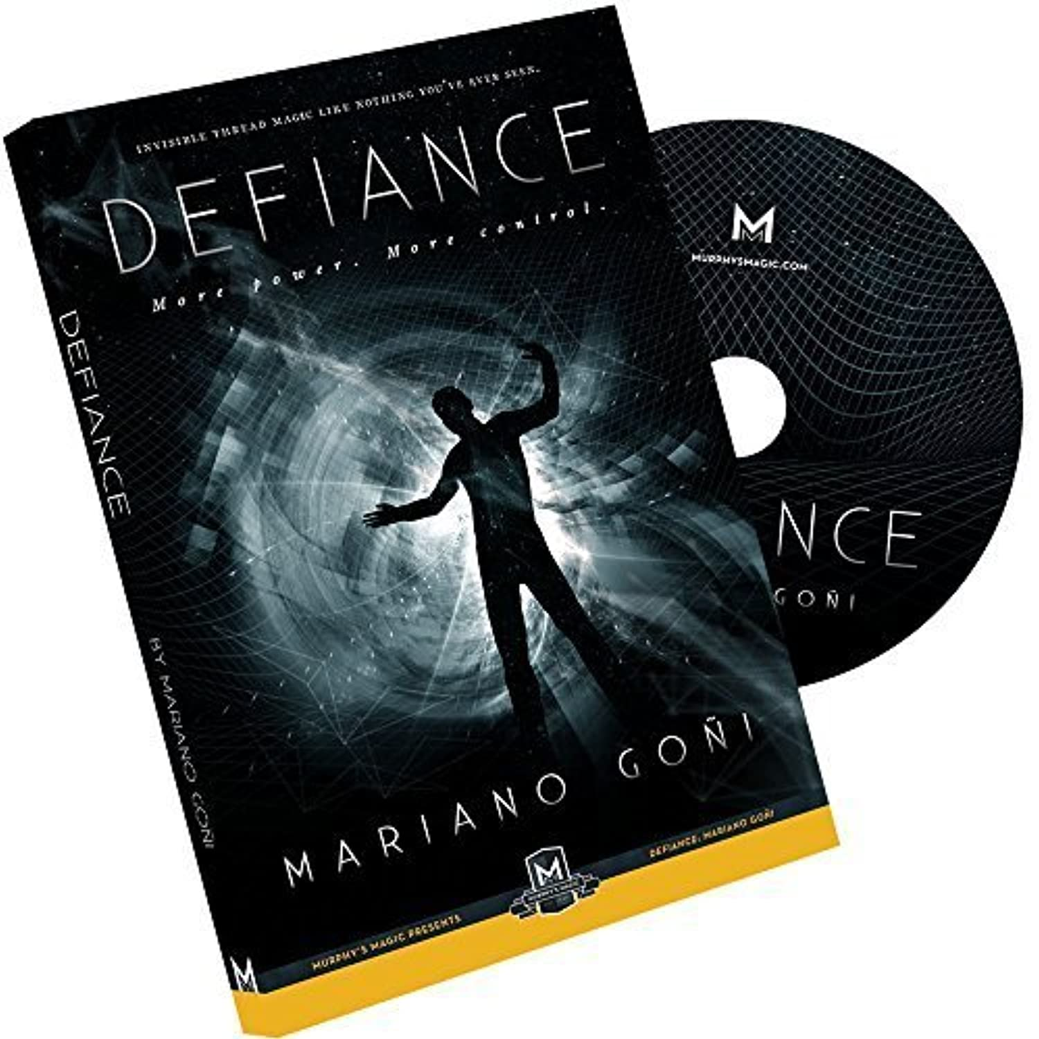 Defiance (DVD with Gimmick) - Mariano Goni - DVD by Murphy's Magic Supplies Inc. [並行輸入品]