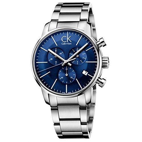 [カルバンクライン]ck Calvin Klein 腕時計 ck city chrono(シーケー シティ クロノ) K2G2714N メンズ 【正規輸入品】