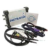 テスト機器PCベースの5IN1 USBデジタルオシロスコープ 2CH 20MHz 48MS/s スペクトラムアナライザデータレコーダDDSスイープ