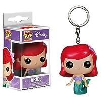 Funko The Little Mermaid Pocket POP! Disney Ariel Keychain [並行輸入品]