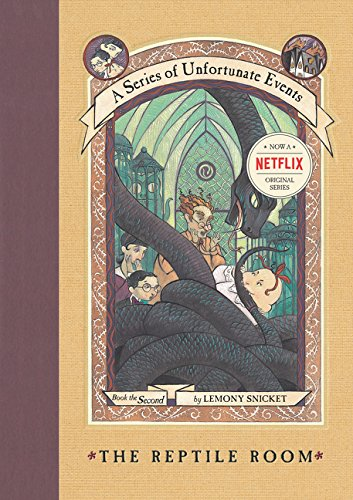 The Reptile Room (A Series of Unfortunate Events, No. 2)の詳細を見る