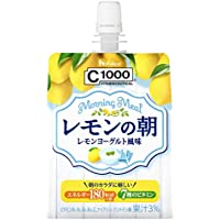 ハウスウェルネスフーズ C1000 レモンの朝 180g×24個