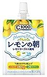 C1000 レモンの朝 180g×24個 ハウスウェルネスフーズ