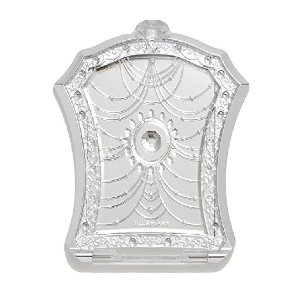 骨折ボタン毎日ジルスチュアート JILL STUART ミラー 鏡 手鏡 Beauty Compact Mirror スクエア 四角 コンパクト ミラー 20743